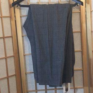 Dockers Slim Tapered Fit Pants, Gray, 36W, 29L